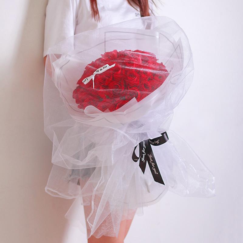 我如此爱你-33朵红玫瑰