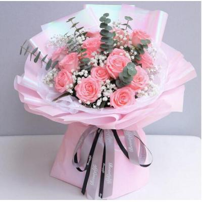 情人节快乐/19朵粉玫瑰