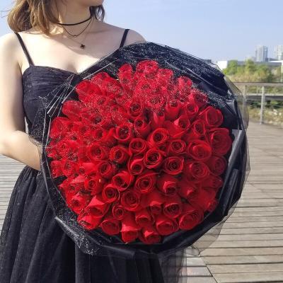 浓浓思念/99朵红玫瑰