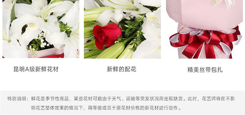生日送什么花